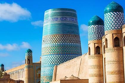 Путешествие по Узбекистану длинною более 1000 километров
