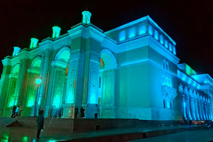 Bolshoi Academic Opera and Ballet Theater named after Alisher Navoi