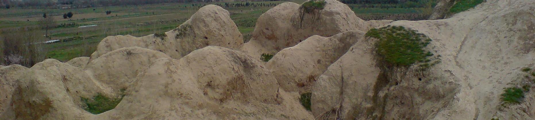Ancient settlement of Shashtepa - 1