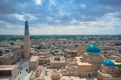 Навстречу солнцу. Сборный тур в Узбекистан