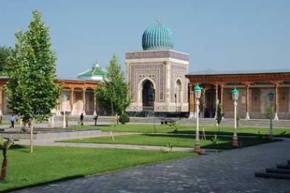 Великолепный Узбекистан Эконом