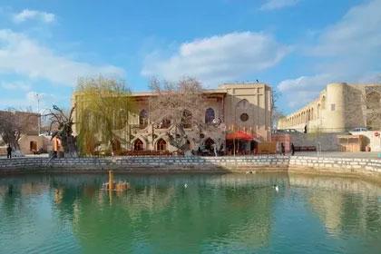 Lyabi-Khauz Complex