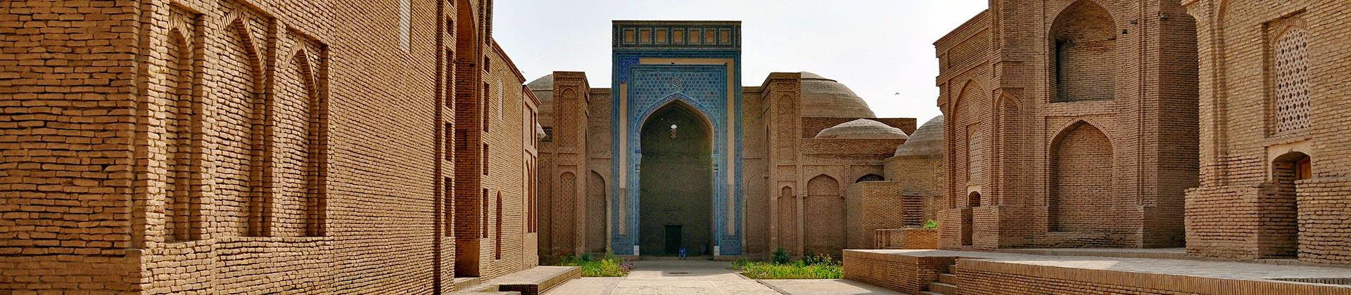 Ziyaret tour to Uzbekistan - 1
