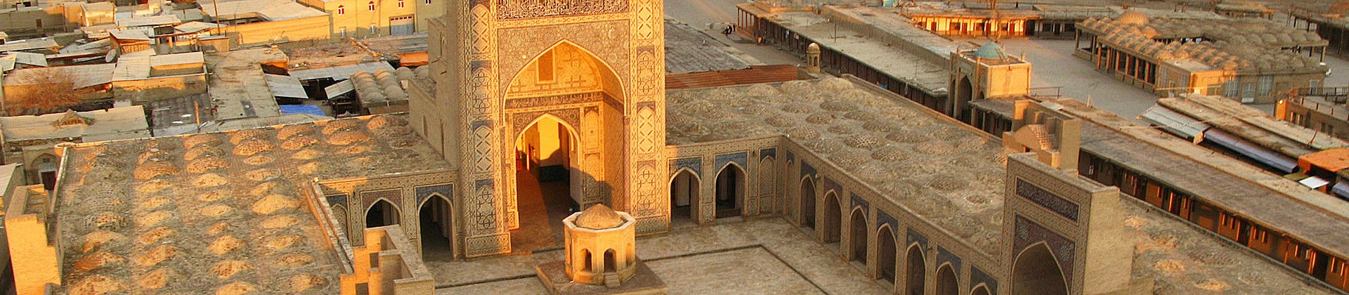Guaranteed Departure Uzbekistan tour 2019 - 1