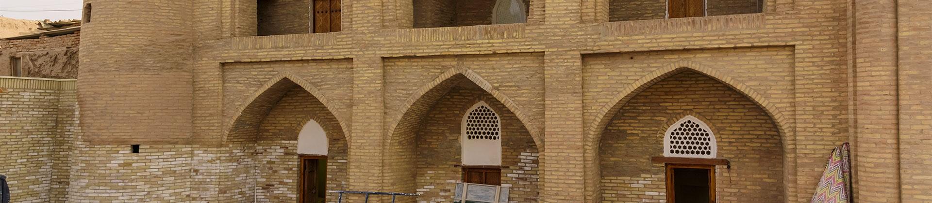Shergazi-Khan Madrasah - 1