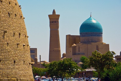 Historical cities in Uzbekistan. Tour from Almaty (Comfort)