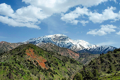 One-day tour to the beautiful mountain places of Uzbekistan!