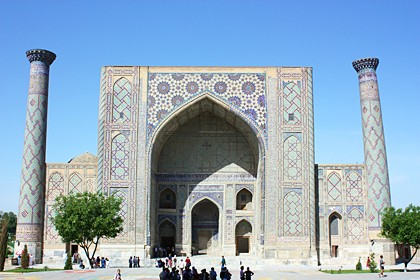 Economy 5-days tour to Uzbekistan