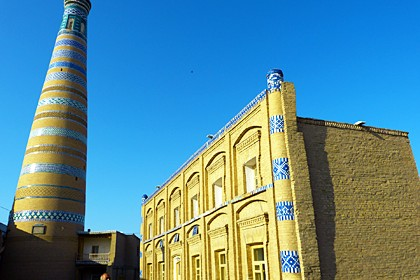 Historical cities in Uzbekistan. Tour from Almaty. Full board (Comfort)