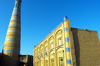 Исторические города Узбекистана. Тур из Алматы. Полный пансион (Комфорт)