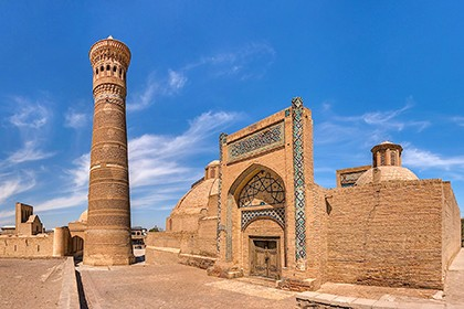 7 Days of Excursions in Tashkent, Samarkand and Bukhara Comfort