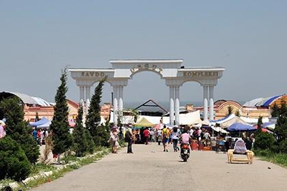 Bazaars in Urgut
