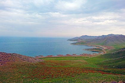 Tour to Aydarkul Lake from Bukhara with return to Bukhara