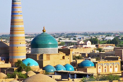 Brief Uzbekistan Tour from Istanbul (Economy)