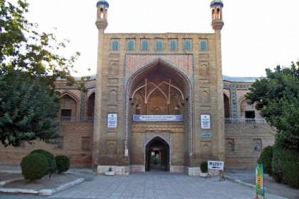 Мечеть Джами в Андижане