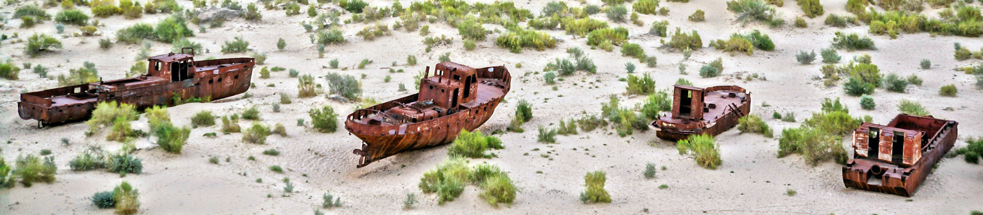 Aral Sea Tour 2 (Premium) - 1