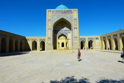 The Heart of Central Asia. Tour to Uzbekistan from Moscow (Comfort)
