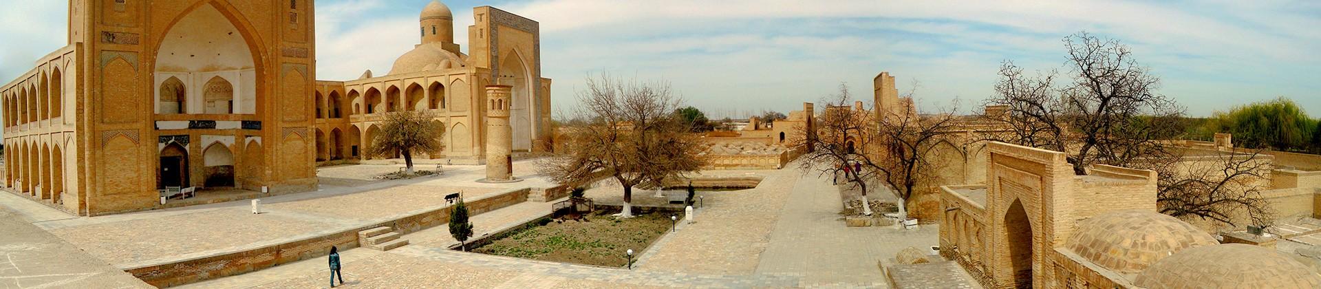Chor-Bakr Necropolis - 1