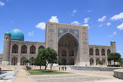 May holidays in Uzbekistan