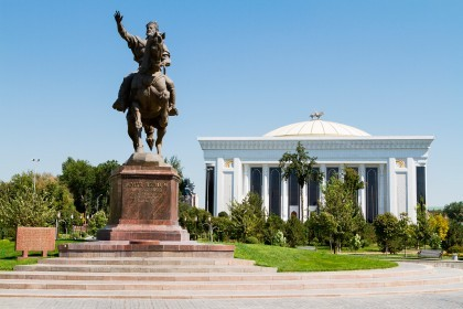 Tashkent is the capital of Uzbekistan