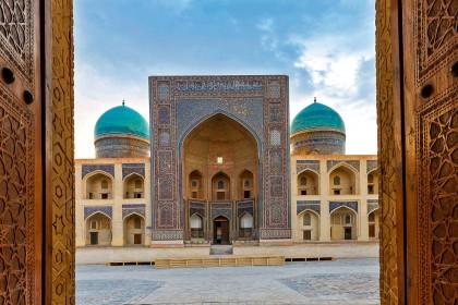 Прекрасный Узбекистан: Ташкент, Самарканд, Бухара и Хива