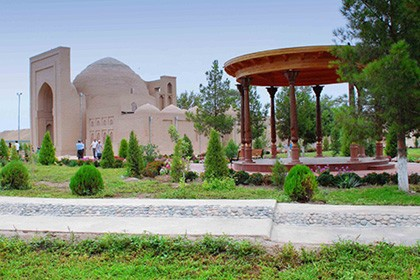 Al Hakim At-Termizi Mausoleum