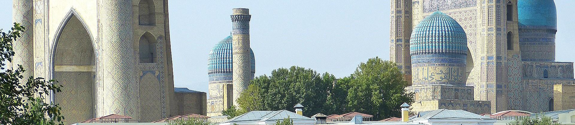 Uzbekistan 6 days Tour from Istanbul (Economy) - 1