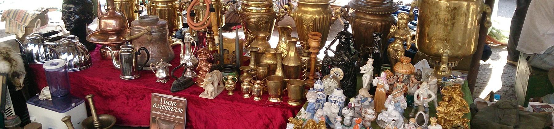 "Flea market ""Yangiobod"" - 1"