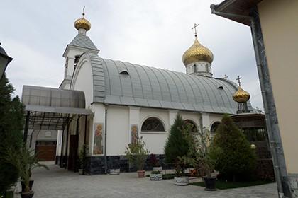 Свято-Троицкий Никольский женский монастырь