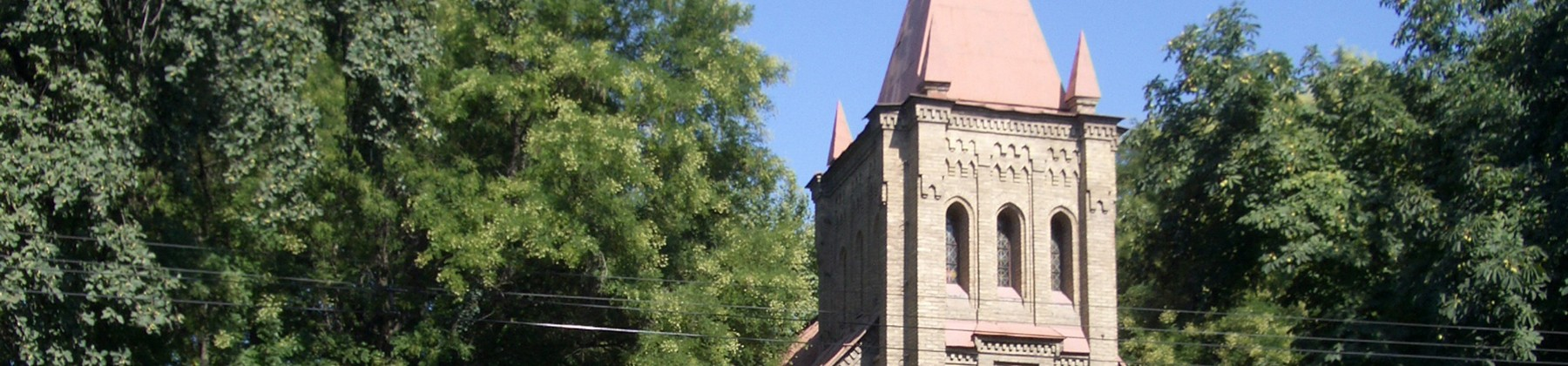 Evangelical Lutheran Church - 1