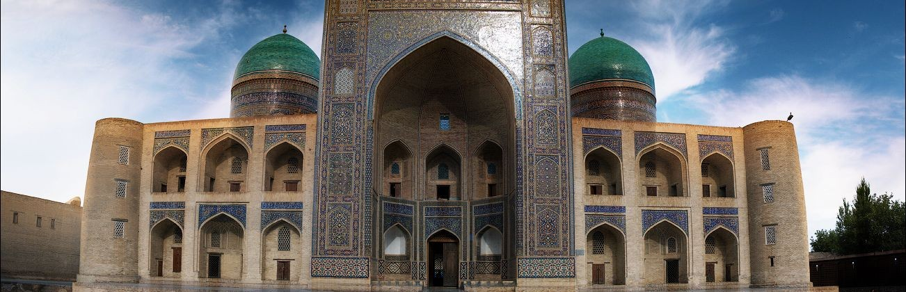 Historical cities in Uzbekistan. Tour from Almaty. Full board (Economy) - 1