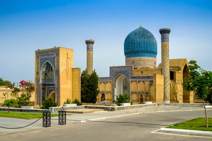 The East Pearl. 5-day tour to Uzbekistan from Moscow (Economy)