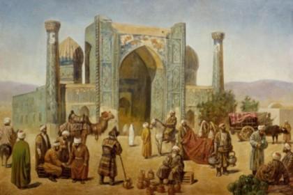 История и Узбекистан Эконом