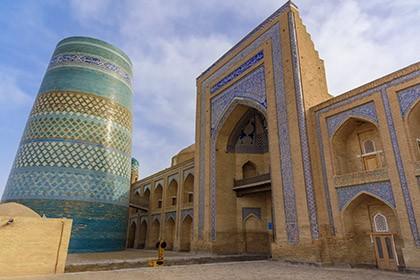 Madrasah of Muhammad Aminhan