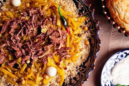 Gastronomic tour to Uzbekistan from Moscow (Economy)