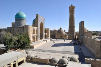 Tashkent - Bukhara - Samarkand - Tashkent