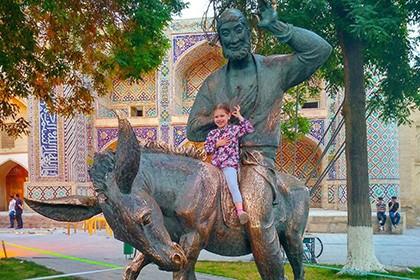 Hodja Nasreddin Monument