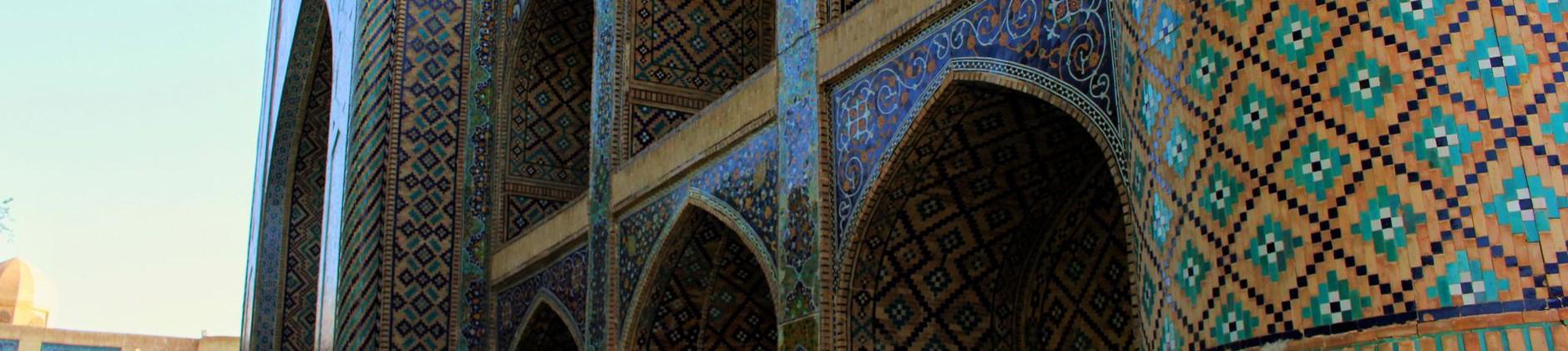 Tour: Tashkent-Samarkand-Bukhara - 1