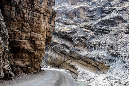 Darband Canyon
