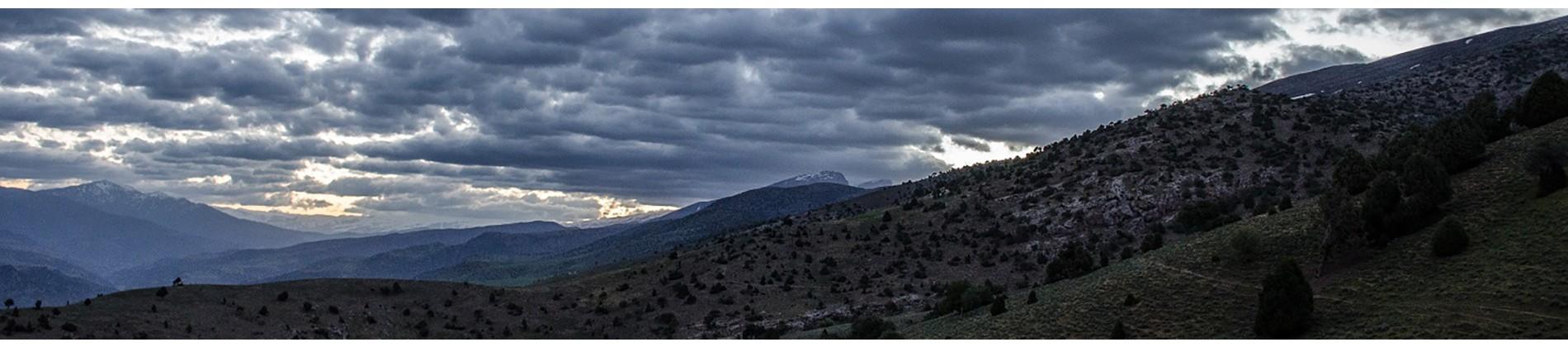 Ascent to the summit of Hodja Gur Gur Ata - 1
