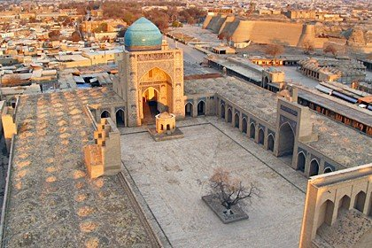 Brief Uzbekistan Tour from Istanbul
