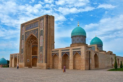 7 Days of Excursions in Tashkent, Samarkand and Bukhara Premium