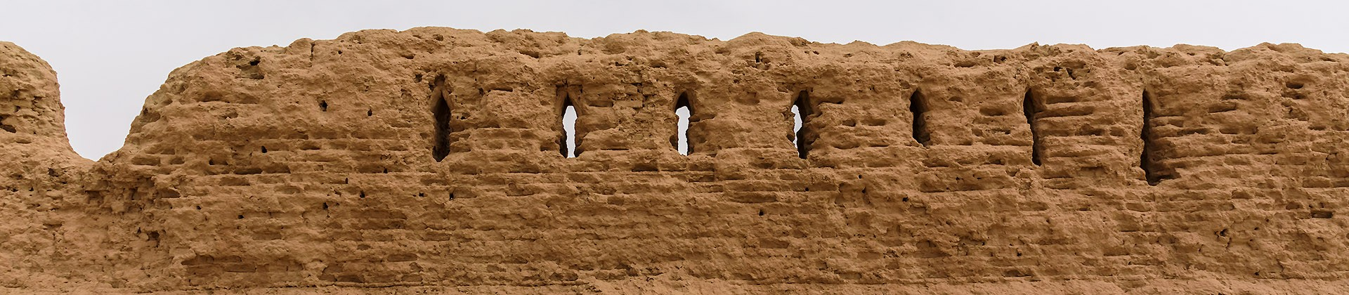 The ancient settlement of Aktepa (Yunusabad) - 1