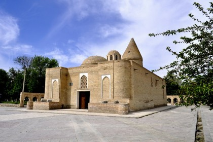 Mausoleum of Chashma-Ayub