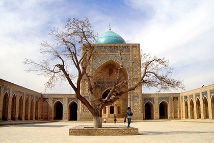 Day Tour in the Old City of Bukhara