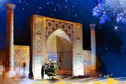 New Year Tour in Uzbekistan: Tashkent-Samarkand-Bukhara for 8 days