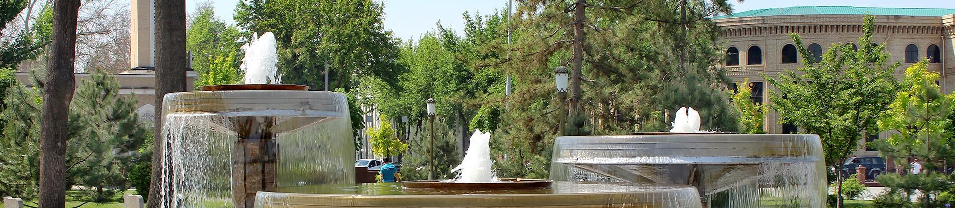 Amir Timur Square - 1