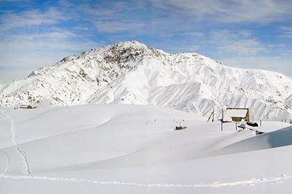 Beldersay Ski Track