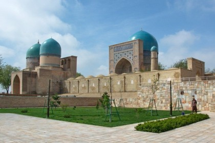 The Pearl of Central Asia Standard