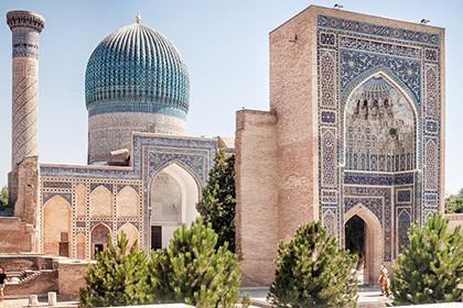 Классика Узбекистана - Ташкент, Хива, Бухара, Самарканд за 7 Дней (Комфорт)